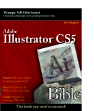 Adobe  Illustrator CS5 bible PHẦN 1