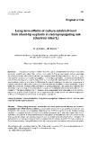 "Báo cáo khoa học: ""Long-term effects of culture establishment from shoot-tip explants in micropropagating oak (Quercus robur L)"""