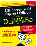 Microsoft SQL Server 2005 Express Edition for Dummies phần 1