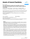"""Báo cáo y học: """"The clinical-familial correlates and naturalistic outcome of panic-disorder-agoraphobia with and without lifetime bipolar II comorbidity"""""""