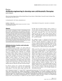"Báo cáo y học: ""Antibody engineering to develop new antirheumatic therapies"""