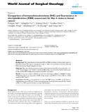 """Báo cáo khoa học: """"Comparison of immunohistochemistry (IHC) and fluorescence in situ hybridization (FISH) assessment for Her-2 status in breast cancer"""""""
