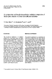 """Báo cáo lâm nghiệp: """" A comparison of the photosynthetic radiation response of Scots pine shoots in direct and diffuse radiation"""""""