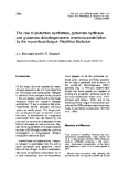 "Báo cáo lâm nghiệp: "" The role of glutamine synthetase, glutamate synthase and glutamate dehydrogenase in ammonia assimilation by the mycorrhizal fungus Pisolithus tinctorius"""