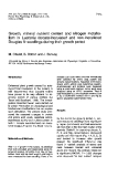 """Báo cáo lâm nghiệp: """" Growth, mineral nutrient content and nitrogen metabo- ism in Laccaria laccata-inoculated and non-inoculated Douglas fir seedlings during their growth period"""""""