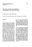 """Báo cáo lâm nghiệp: """"Interactions between root symbionts, root pathogens and actinorhizal plants"""""""