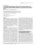 "Báo cáo y học: ""Is closer linkage between systemic lupus erythematosus and anti-double-stranded DNA antibodies a desirable and attainable goal"""
