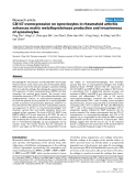"Báo cáo y học: ""CD147 overexpression on synoviocytes in rheumatoid arthritis enhances matrix metalloproteinase production and invasiveness of synoviocytes"""