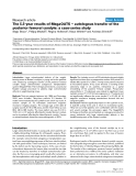 """Báo cáo y học: """"The 5.5-year results of MegaOATS – autologous transfer of the posterior femoral condyle: a case-series study"""""""