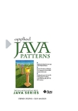 Applied Java Patterns Stephen phần 1