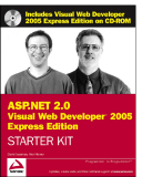 Wrox's ASP.NET 2.0 Visual Web Develope 2005 Express Edition Starter Kit phần 1