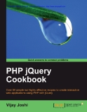 PHP jQuery Cookbook phần 1