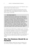 Teach Yourself Facebook for Businessin 10 Minutes phần 2