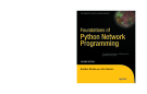 Foundations of  Python Network Programming 2nd edition phần 1