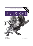 Java & XML 2nd Edition solutions to real world problems phần 1