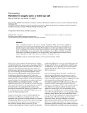 """Báo cáo y học: """"Variation in sepsis care: a wake-up call"""""""