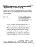 """Báo cáo khoa học: """"Discrepancies between clinical and postmortem diagnoses in critically ill patients: an observational study"""""""