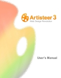 Artister 3 - Web Design Revolution