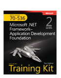 TheMcts self paced training kit exam 70-536 microsoft net framework 3.5 application development foundation - part 1