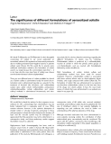 "Báo cáo khoa học: ""The significance of different formulations of aerosolized colistin"""