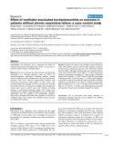 """Báo cáo khoa học: """"Effect of ventilator-associated tracheobronchitis on outcome in patients without chronic respiratory failure: a case–control study"""""""