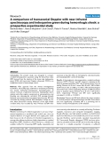 """Báo cáo khoa học: """"A comparison of transcranial Doppler with near infrared spectroscopy and indocyanine green during hemorrhagic shock: a prospective experimental study"""""""