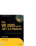 Pro VB 2005 and the .NET 2.0 Platform Second Edition phần 1