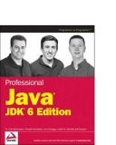 Professional Java JDK 6 Edition 2007 phần 1