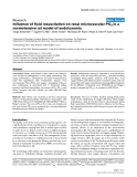 Influence of fluid resuscitation on renal microvascular PO2 in a normotensive rat model of endotoxemia