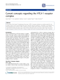 "Báo cáo y học: ""Current concepts regarding the HTLV-1 receptor complex"""