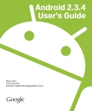 Android 2.3.4 User's Guide phần 1