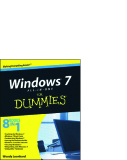 Windows 7 all in one for dummies PHẦN 1