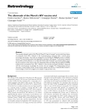 """Báo cáo y học: """" The aftermath of the Merck's HIV vaccine trial"""""""