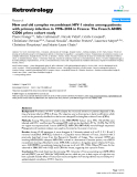 """Báo cáo y học: """" New and old complex recombinant HIV-1 strains among patients with primary infection in 1996–2006 in France: The French ANRS CO06 primo cohort study"""""""
