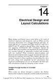 EC&M's Electrical Calculations Handbook - Chapter 14