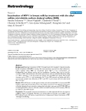 "Báo cáo y học: ""Inactivation of HIV-1 in breast milk by treatment with the alkyl sulfate microbicide sodium dodecyl sulfate (SDS)"""