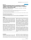 "Báo cáo y học: ""Entropy and bispectral index for assessment of sedation, analgesia and the effects of unpleasant stimuli in critically ill patients: an observational study"""