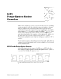 Fundamentals of Digital Electronics - Lab 5