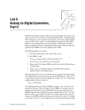 Fundamentals of Digital Electronics - Lab 9