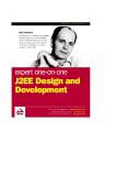 Expert one-on-one J2EE Design and Development phần 1