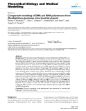 "Báo cáo y học: ""Comparative modeling of DNA and RNA polymerases from Moniliophthora perniciosa mitochondrial plasmid"""