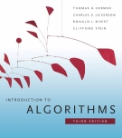 INTRODUCTION TO  ALGORITHMS 3rd phần 1