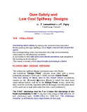 Dam Safety and Low Cost Spillway Designs