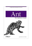 Ant The Definitive Guide phần 1