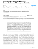 """Báo cáo y học: """"Out-of-hospital therapeutic hypothermia in cardiac arrest victims"""""""