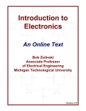 Introduction to Electronics - Part 1