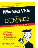 dummies books series windows vista quick reference phần 1