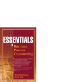 ESSENTIALS of Business Process Outsourcing 2005 phần 1