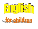 English for Children: The alphabet