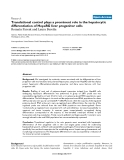"""Báo cáo y học: """"Translational control plays a prominent role in the hepatocytic differentiation of HepaRG liver progenitor cells"""""""